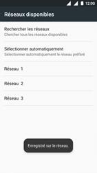 Nokia 3 - Réseau - Utilisation à l