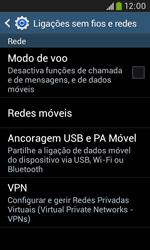 Samsung Galaxy Trend Plus - Internet no telemóvel - Como configurar ligação à internet -  5