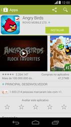 Motorola Moto X (2014) - Aplicativos - Como baixar aplicativos - Etapa 16