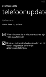 Nokia Lumia 520 - Software updaten - Update installeren - Stap 6