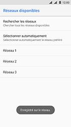 Nokia 3 - Android Oreo - Réseau - Sélection manuelle du réseau - Étape 12