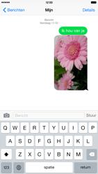 Apple iPhone 6 Plus iOS 8 - MMS - afbeeldingen verzenden - Stap 13