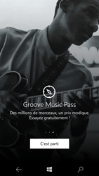 Microsoft Lumia 650 - Photos, vidéos, musique - Ecouter de la musique - Étape 4