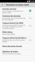 Huawei Ascend G6 - Internet - Désactiver les données mobiles - Étape 5