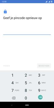 Nokia 9 - Beveiliging - stel in of wijzig pincode voor je toestel - Stap 9
