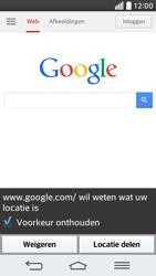 LG G2 mini LTE - Internet - Hoe te internetten - Stap 5