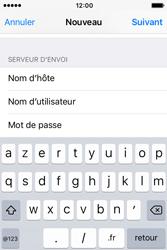 Apple iPhone 4 S iOS 9 - E-mail - Configuration manuelle - Étape 12