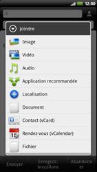 HTC Z710e Sensation - E-mail - envoyer un e-mail - Étape 8
