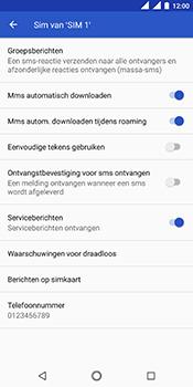 Nokia 5.1 - MMS - probleem met ontvangen - Stap 8