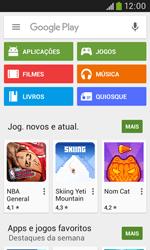 Samsung Galaxy Trend Plus - Aplicações - Como pesquisar e instalar aplicações -  4