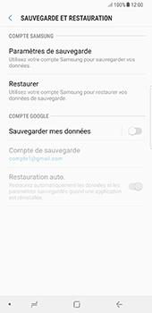 Samsung Galaxy Note 8 - Aller plus loin - Gérer vos données depuis le portable - Étape 9