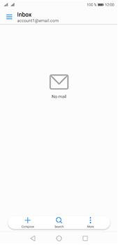 Huawei P20 Pro - E-mail - Manual configuration IMAP without SMTP verification - Step 17