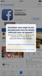 Apple iPhone 6s iOS 10 - Applications - Créer un compte - Étape 26
