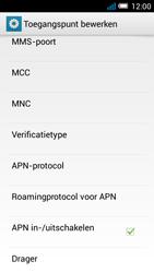 Alcatel OT-5036X Pop C5 - Internet - handmatig instellen - Stap 16