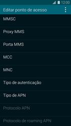 Samsung G900F Galaxy S5 - Internet (APN) - Como configurar a internet do seu aparelho (APN Nextel) - Etapa 11