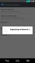 LG G2 - Network - Usage across the border - Step 10