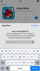 Apple iPhone 7 iOS 11 - Applicaties - Download apps - Stap 14
