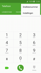Samsung A310F Galaxy A3 (2016) - Voicemail - handmatig instellen - Stap 6