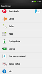 HTC One Mini - Software updaten - Update installeren - Stap 4