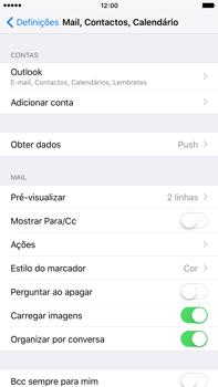 Apple iPhone 6s Plus - Email - Adicionar conta de email -  9