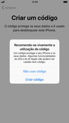 Apple iPhone 8 - Primeiros passos - Como ligar o telemóvel pela primeira vez -  15
