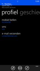 Nokia Lumia 1320 - Contactgegevens overzetten - delen via Bluetooth - Stap 10