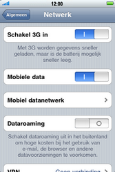 Apple iPhone 4 - Internet - Uitzetten - Stap 5