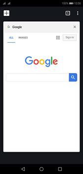 Huawei P20 - Internet - Internet browsing - Step 14