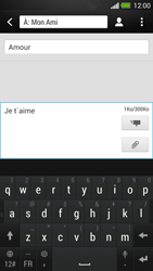 HTC One - MMS - envoi d'images - Étape 10