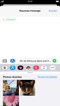 Apple iPhone 7 Plus - iOS 13 - MMS - envoi d'images - Étape 10