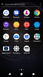 Sony Xperia XA2 - MMS - Envoi d