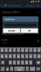 Samsung C105 Galaxy S IV Zoom LTE - Internet - Configuration manuelle - Étape 24