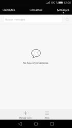 Huawei P8 - Mensajería - Escribir y enviar un mensaje multimedia - Paso 3