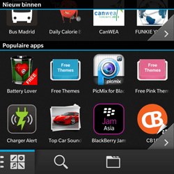 BlackBerry Q5 - Applicaties - Downloaden - Stap 15