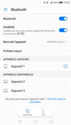 Huawei Nova 2 - WiFi et Bluetooth - Jumeler votre téléphone avec un accessoire bluetooth - Étape 8