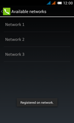 Alcatel OT-4033X Pop C3 - Network - Usage across the border - Step 13