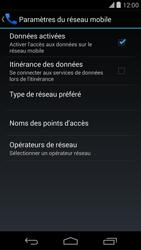 LG D821 Google Nexus 5 - Internet - configuration manuelle - Étape 8