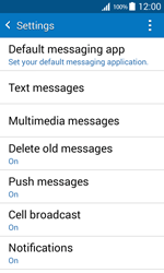 how to change voicemail message on samsung galaxy s3