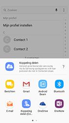 Samsung Galaxy A5 (2017) - Contactgegevens overzetten - delen via Bluetooth - Stap 8