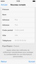 Apple iPhone 5 iOS 7 - Applications - Télécharger des applications - Étape 21