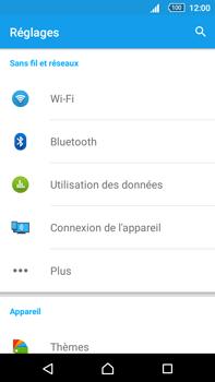 Sony Xperia Z5 Premium (E6853) - Wi-Fi - Accéder au réseau Wi-Fi - Étape 4