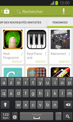 Samsung Galaxy Express - Applications - Télécharger une application - Étape 13