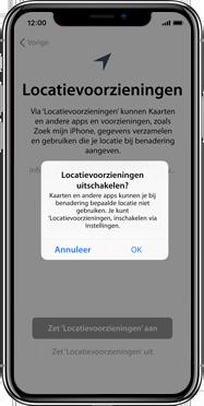 Apple iphone-xs-max-met-ios-13-model-a1921 - Instellingen aanpassen - Hoe gebruik ik de Automatisch inloggen-optie - Stap 16