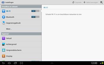 Samsung P5100 Galaxy Tab 2 10-1 - Netwerk - Handmatig netwerk selecteren - Stap 7