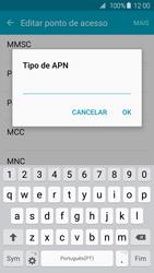 Samsung Galaxy S6 - MMS - Como configurar MMS -  12