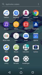 Sony xperia-x-compact-f5321-android-nougat - Contacten en data - Contacten kopiëren van SIM naar toestel - Stap 3