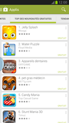 Samsung Galaxy S3 4G - Applications - Télécharger une application - Étape 11