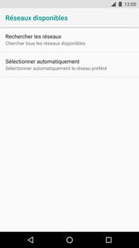 Huawei Nexus 6P - Android Oreo - Réseau - utilisation à l'étranger - Étape 10