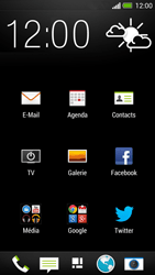 HTC One - E-mail - Configuration manuelle - Étape 4