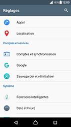 Sony Xperia XZ Premium - Messagerie vocale - configuration manuelle - Étape 5